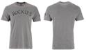 '47 Brand Men's Colorado Rockies Fieldhouse Basic T-Shirt
