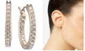 """Givenchy Pavé Extra Small 1/2"""" Small Hoop Earrings  s"""