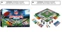 MasterPieces Puzzles MasterPieces Puzzle Company NFL-opoly Junior Game