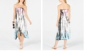 Raviya Tie-Dyed Dress Cover-Up