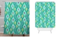 Deny Designs Iveta Abolina Morocco On My Mind II Shower Curtain
