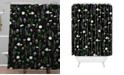 Deny Designs Iveta Abolina Clover Fields Shower Curtain