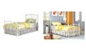 Furniture of America Aubrey Twin Metal Bed