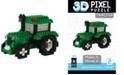 Areyougame 3D Pixel Puzzle - Tractor