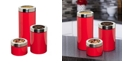 Honey Can Do Set of 3 Retro Canisters