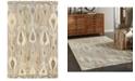 Oriental Weavers Anastasia 68000 Ash/Sand 10' x 13' Area Rug