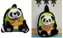 3 Stories Trading Buddy Panda Bear Toddler Backpack