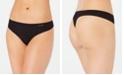 DKNY Litewear Cut Anywhere Logo Thong Underwear DK5026