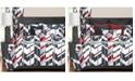 PoloGear Valor 6 Piece Full Size Luxury Duvet Set