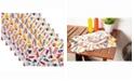 Design Imports BBQ Fun Print Outdoor Placemat Set of 6