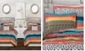Lush Decor Bohemian Stripe 5-Piece Twin XL Comforter Set