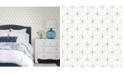 "Brewster Home Fashions Orion Geometric Wallpaper - 396"" x 20.5"" x 0.025"""