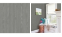 "Brewster Home Fashions Illusion Faux Wood Wallpaper - 396"" x 20.5"" x 0.025"""