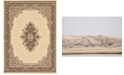 Bridgeport Home Birsu Bir1 Ivory 7' x 10' Area Rug