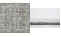 "Bridgeport Home Wisdom Wis6 Dark Gray 8' 4"" x 8' 4"" Square Area Rug"