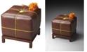 Butler Specialty CLOSEOUT! Butler Beecher Leather Ottoman