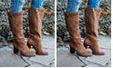 Journee Collection Women's Comfort Wide Calf Joelle Boot