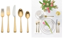 Marchesa by Lenox Flatware 18/10, Imperial Caviar Gold Collection