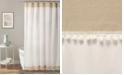 "Lush Decor Adelyn Pom Pom 72"" x 72"" Shower Curtain"