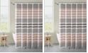 "VCNY Home Margot Stripe 72"" x 72"" Shower Curtain"