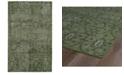 Kaleen Restoration RES01-50 Green 9' x 12' Area Rug