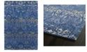 "Kaleen Mercery MER01-66 Azure 9'6"" x 13' Area Rug"