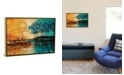 """iCanvas Eden by Osnat Tzadok Gallery-Wrapped Canvas Print - 18"""" x 26"""" x 0.75"""""""
