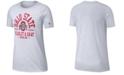 Nike Women's Ohio State Buckeyes Slub Local T-Shirt