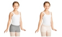 Capezio Little Girls Knit Boy short