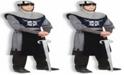 BuySeasons Buy Seasons Men's Knight of The Round Table Costume