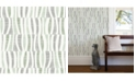 "A-Street Prints 20.5"" x 396"" Tides Abstract Texture Wallpaper"