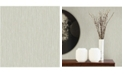 "A-Street Prints 20.5"" x 396"" Raffia Thames LightWallpaper"