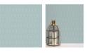 """A-Street Prints A-Street 20.5"""" x 396"""" Prints Tofta Light Geometric Wallpaper"""