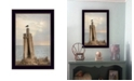 "Trendy Decor 4U Birds Eye View By Lori Deiter, Printed Wall Art, Ready to hang, Black Frame, 14"" x 20"""