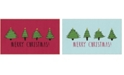 Mohawk Christmas Trees Accent Rugs