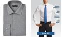 Alfani Men's Slim-Fit Heather Dress Shirt, Created for Macy's