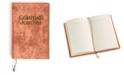 Printfresh Soft Rust Velvet Gratitude Journal