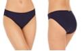 DKNY Solid Hipster Bikini Bottoms