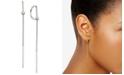 AVA NADRI C-Hoop Threader Earrings