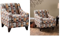 Furniture of America Palombo Upholstered Chair