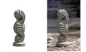 Campania International Seahorse Garden Statue