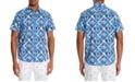 Brooklyn Brigade Men's Slim-Fit Lucea Short Sleeve Shirt