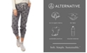 Alternative Apparel Printed Eco-Fleece Women's Jogger Pants