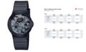 Casio Men's Black Resin Strap Watch 35mm