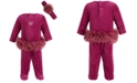 First Impressions Baby Girls Ft Ballerina Coverall, Created for Macy's