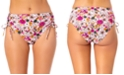 California Waves Juniors High Waist Hipster Bikini Bottoms, Created for Macy's