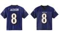 Nike Baltimore Ravens Lamar Jackson Baby Game Jersey