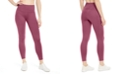 Ideology High-Waist Side-Pocket 7/8 Length Leggings, Created for Macy's