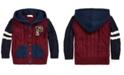Polo Ralph Lauren Ralph Lauren Baby Boys Hybrid Hoodie Sweater
