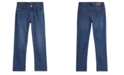 Calvin Klein Big Boys Slim-Straight Jeans